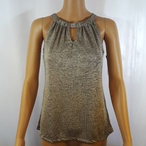 INC International Concepts Halter Tank Top